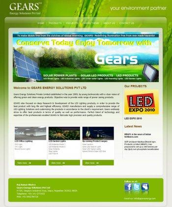 Gears Energy