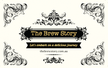 Brew Story Business Card