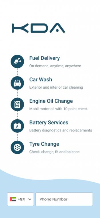 KDA – On Demand App